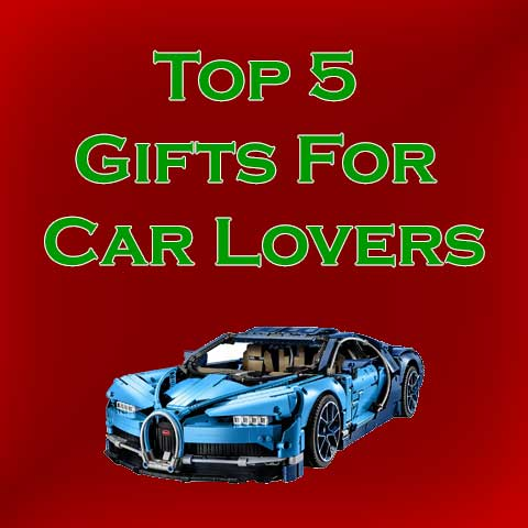 5 Top Gifts For Car Lovers